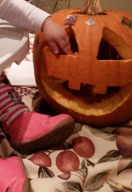 Scary, Silly or Pretty….OH MY Pumpkins!