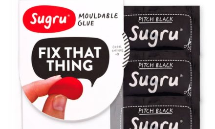A Life Saver For Parents: Sugru Mouldable Glue!