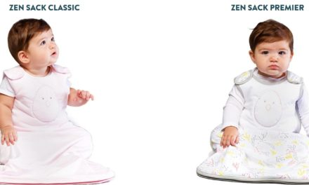 Stay ZEN With The Zen Sack for Babies