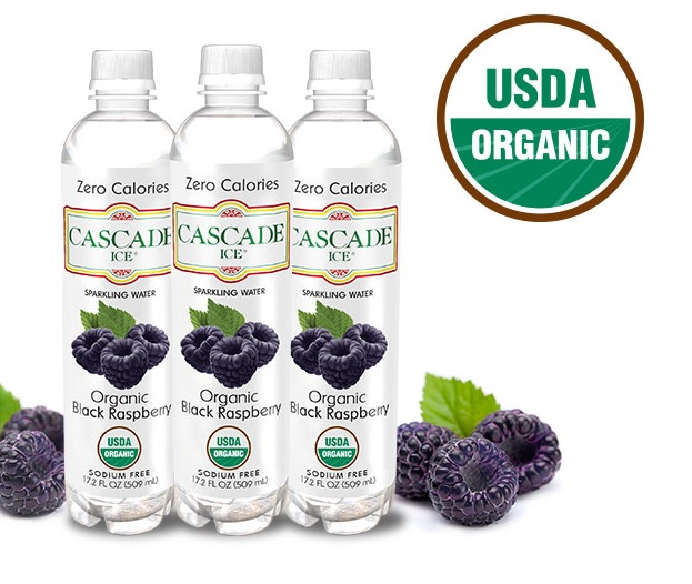 Cascade Ice- Naturally Flavored Sparkling Water