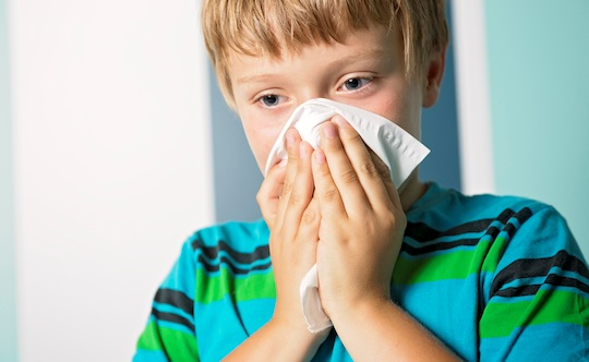Colds Versus Allergies