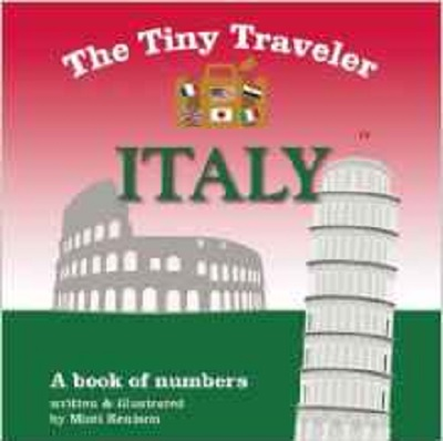 Italy: The Tiny Traveler- Book Review