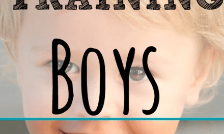 Potty Training Boys | The Baby Spot