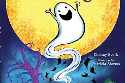 The Ghosts Go Scaring: Book Review