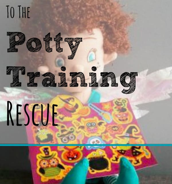 Paulina The Poo Poo Fairy to the Potty Rescue