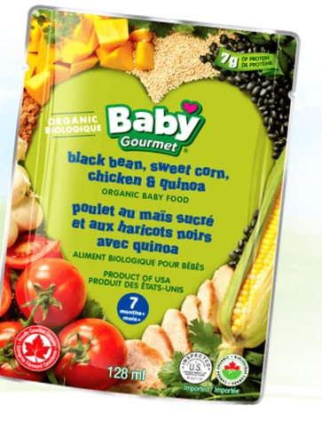 Baby Gourmet: What's New and Delicious