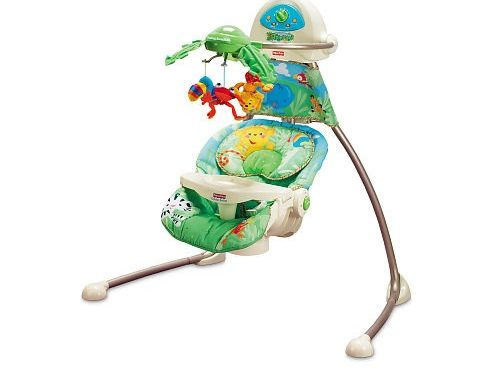 Fisher-price Rainforest Baby Swing