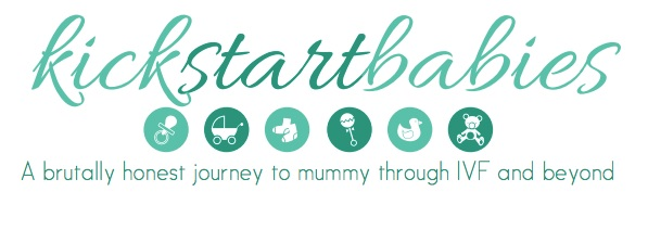 Blogger of The Week is Stacey from Kick Start Babies!