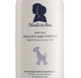 Noodle and Boo Delicate Baby Powder- Only The Best Will Do!