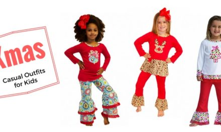 Get Inspired with these 3 Adorable Kids Christmas Outfit Ideas