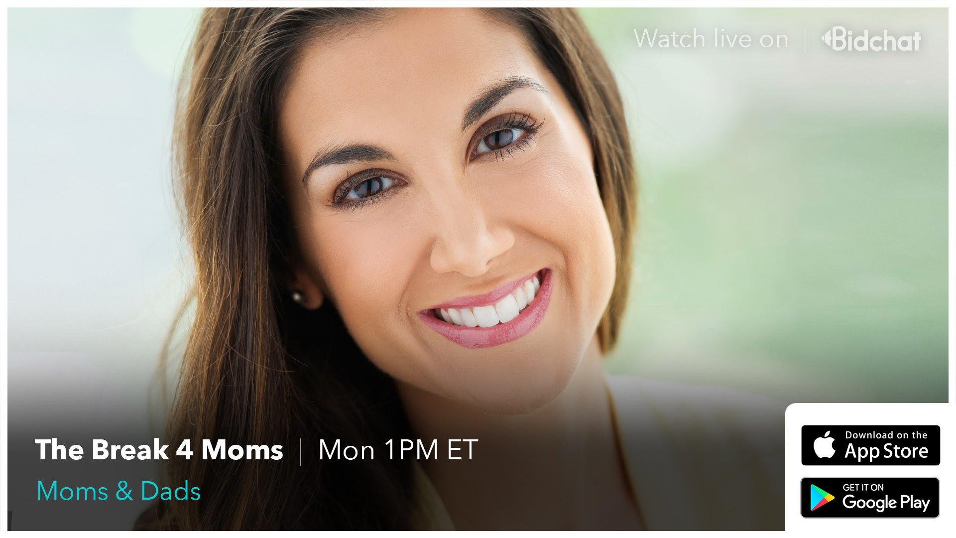 The Break 4 Moms… Will You Be Watching??
