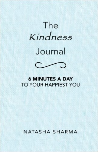 Giveaway: Win A Copy Of The Kindness Journal!