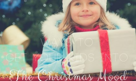 10 Ways to Get Your Kids into The Christmas Mood