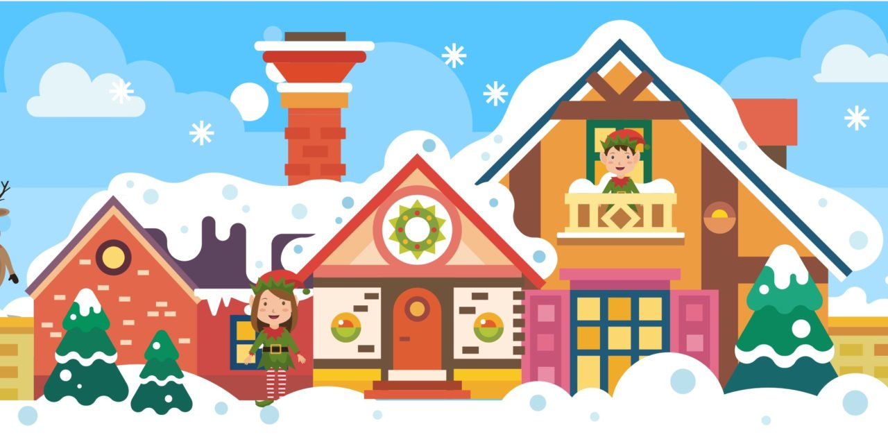 Elf Mail App For Christmas