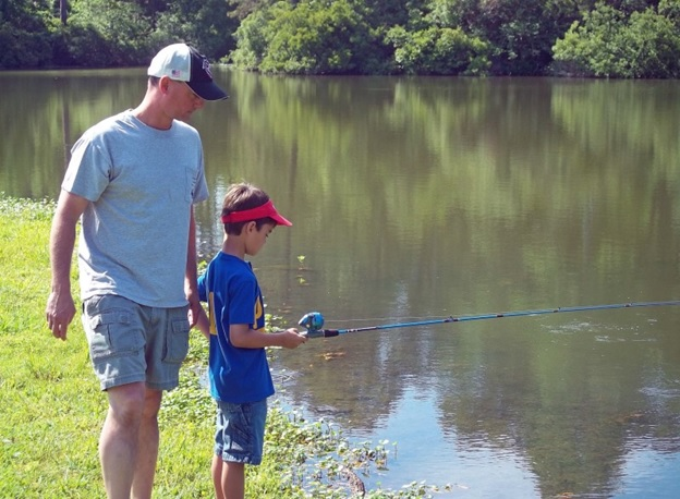 Outdoor Activities: How To Teach Your Kids To Fish