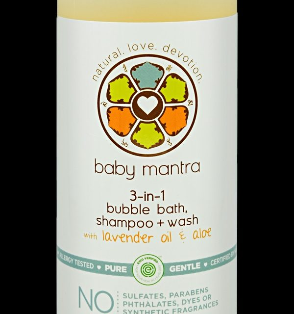 Baby Mantra's 3 Must Haves Before Bedtime