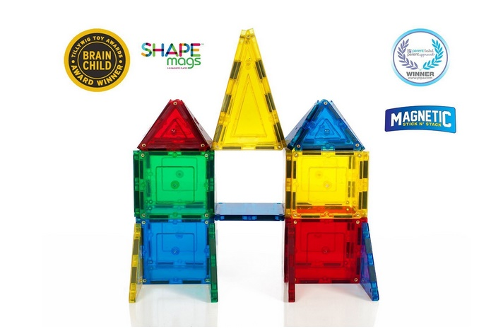 Shape Mags- Expand Your Child's Mind