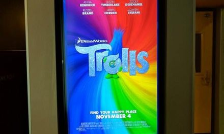 DreamWorks Trolls Provides Joyful Entertainment