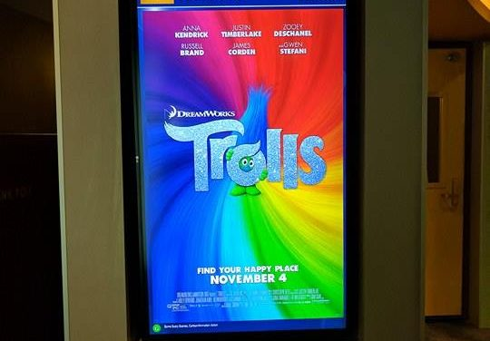 DreamWorks Trolls Provides Joyful Entertainment