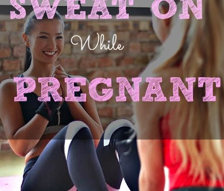 7 Clever Ways to Get Your Sweat on While Pregnant