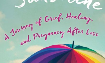 Painting: Expecting Sunshine: A Journey of Grief, Healing, and Pregnancy after Loss