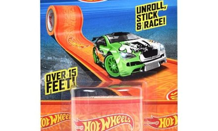 Hot Wheels Playtape Track
