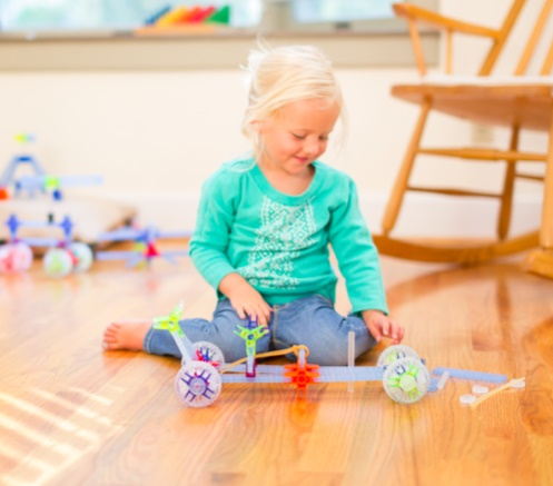 Connect Anywhere With Brackitz Children's Building Toys