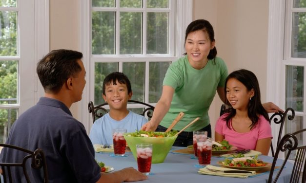 Positive Parenting: How to Set an Example of Healthy Living for Your Children