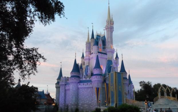 My First Trip to Disney World