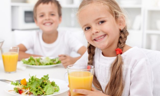 Five Steps to Make Certain That Your Kids Eat More Fruits and Vegetables