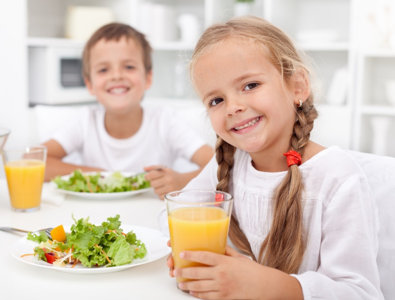 5 Steps to Make Certain That Your Kids Eat More Fruits and Vegetables