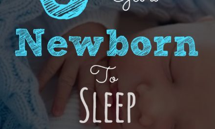 5 Ways to Get a Newborn to Sleep in a Bassinet