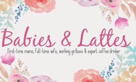 Blog of The Month is Babies and Lattes!