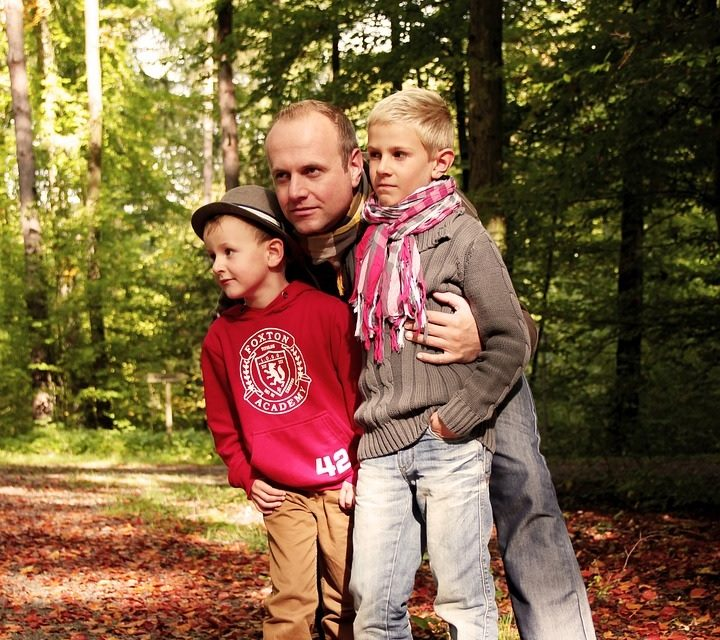 5 Healthy Activities For Dads and Kids