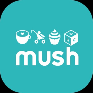 Mush App Connecting Mums!