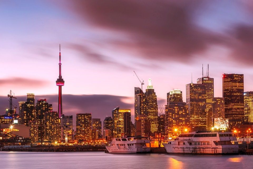 City of The Year: Visit Toronto, Canada With Your Family