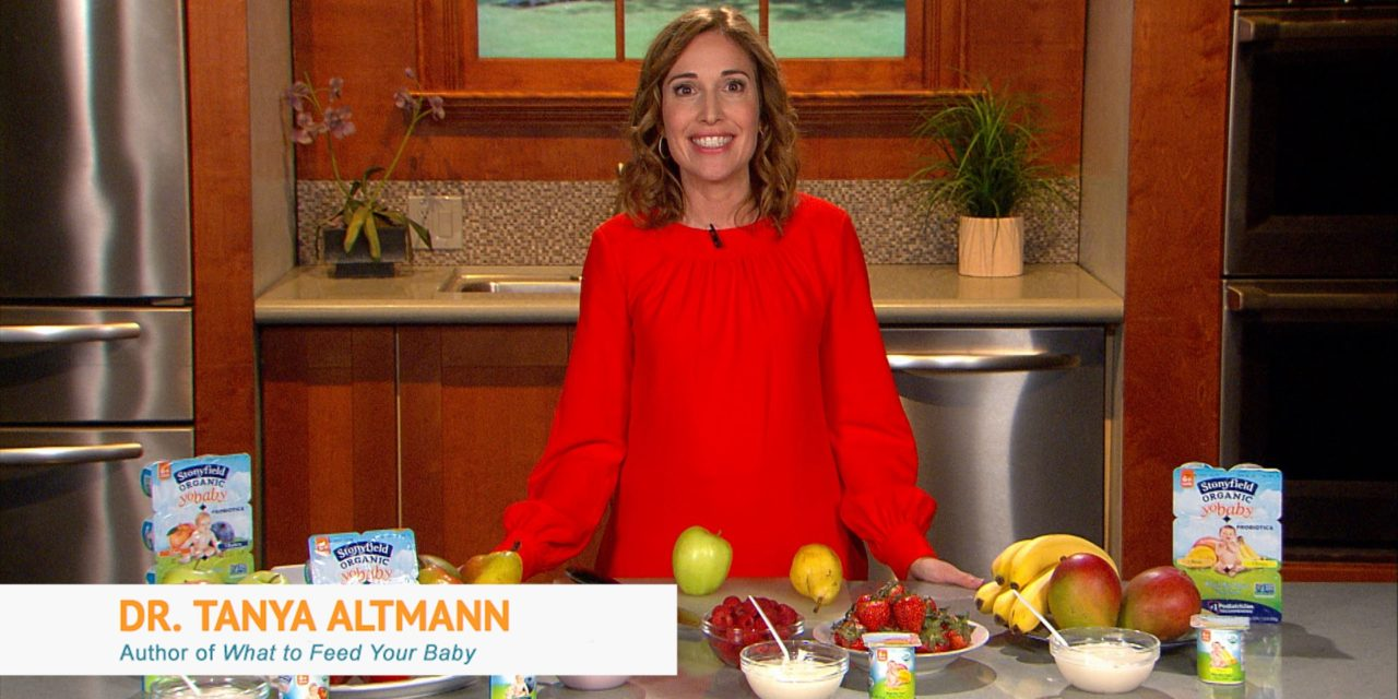 4 Infant Nutrition Tips With Dr. Tanya Altmann
