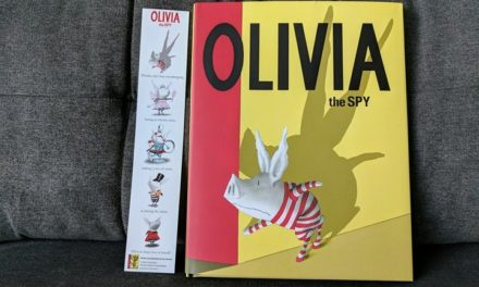 Olivia The Spy Pirouettes Into Our Hearts | The Baby Spot