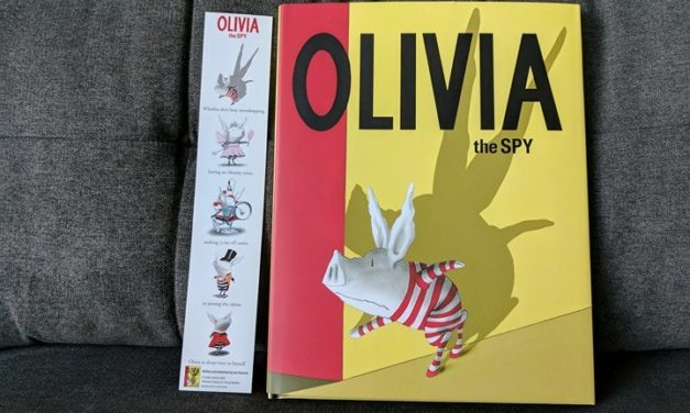 Olivia The Spy Pirouettes Into Our Hearts