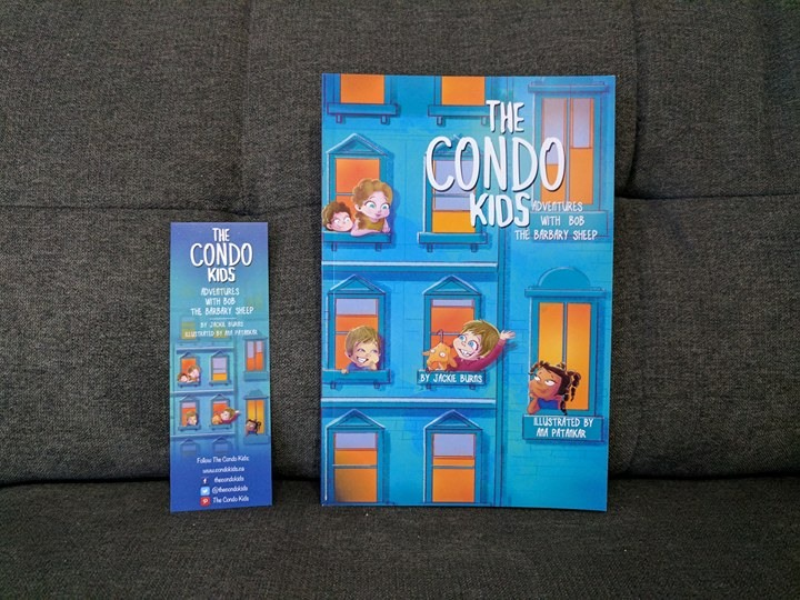 The Condo Kids Have Arrived…Finally a Book For Modern Times
