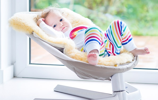 Best baby bouncer: benefits, important considerations and best options to buy