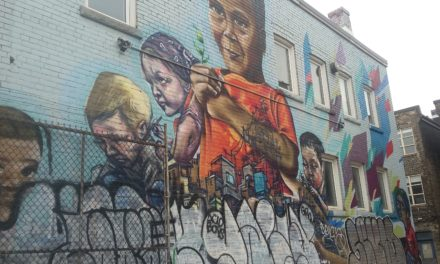 The Graffiti Tour in Toronto: A Great Date Night!