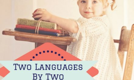 Learning Two Languages by Two Years Old | The Baby Spot