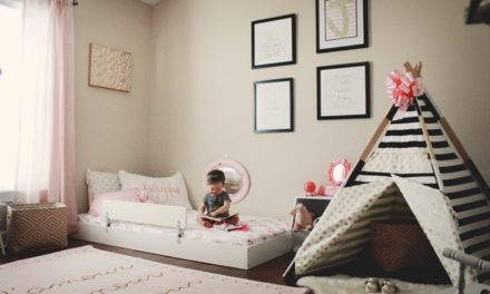 Montessori Style Kid's Room