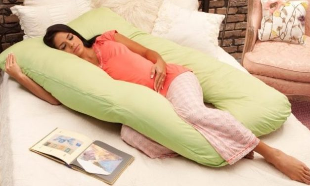 How to choose the best pregnancy pillow?