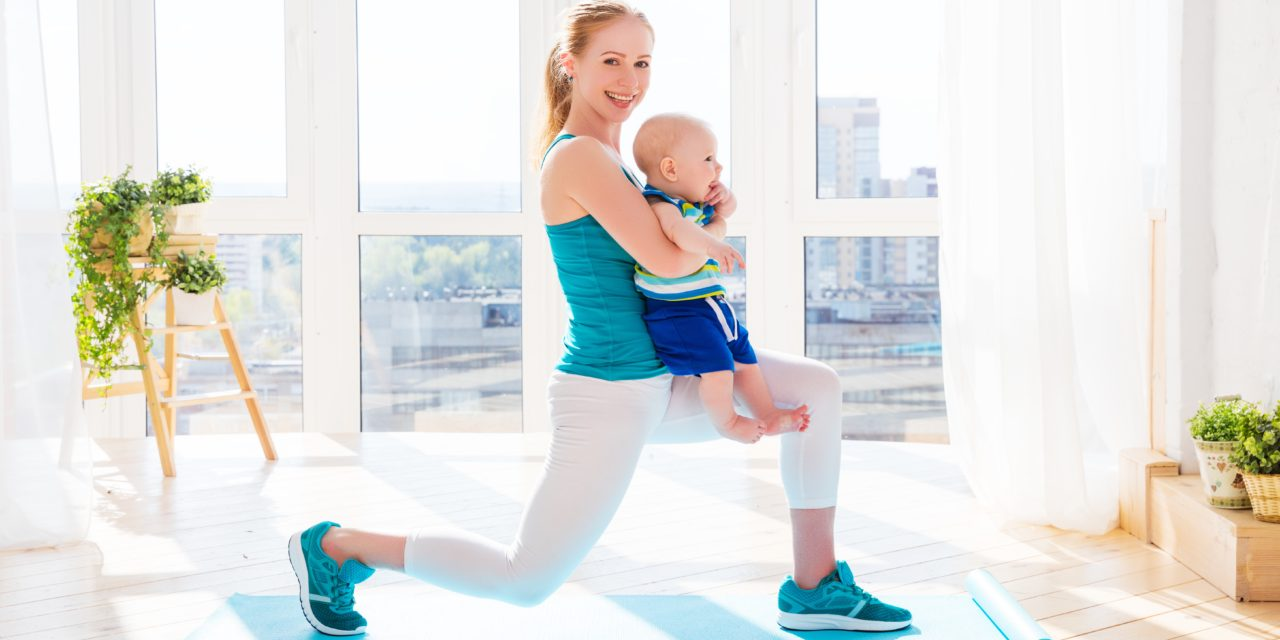 7 Benefits Of Doing Baby Yoga For Mom and Baby