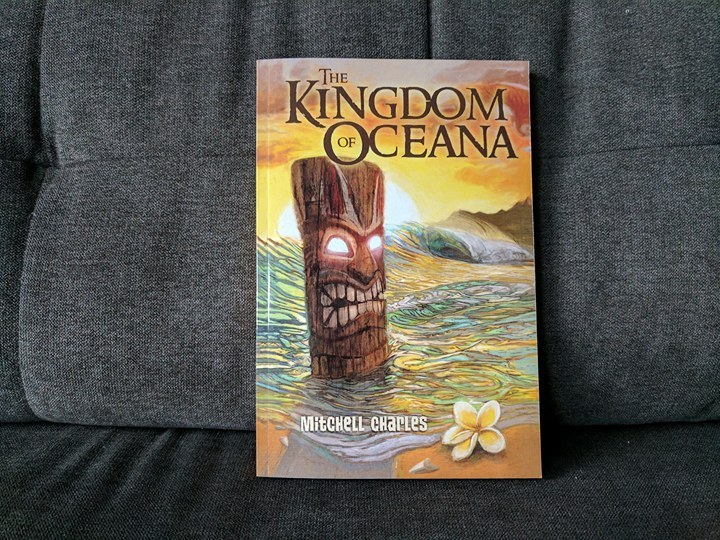 Action Packed Adventure in The Kingdom of Oceana Novel