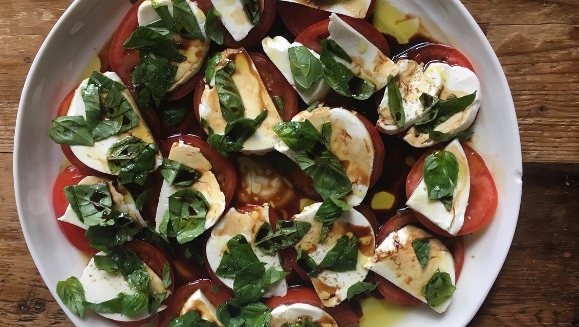 How To Plant A Caprese Salad Container Garden With The Kids