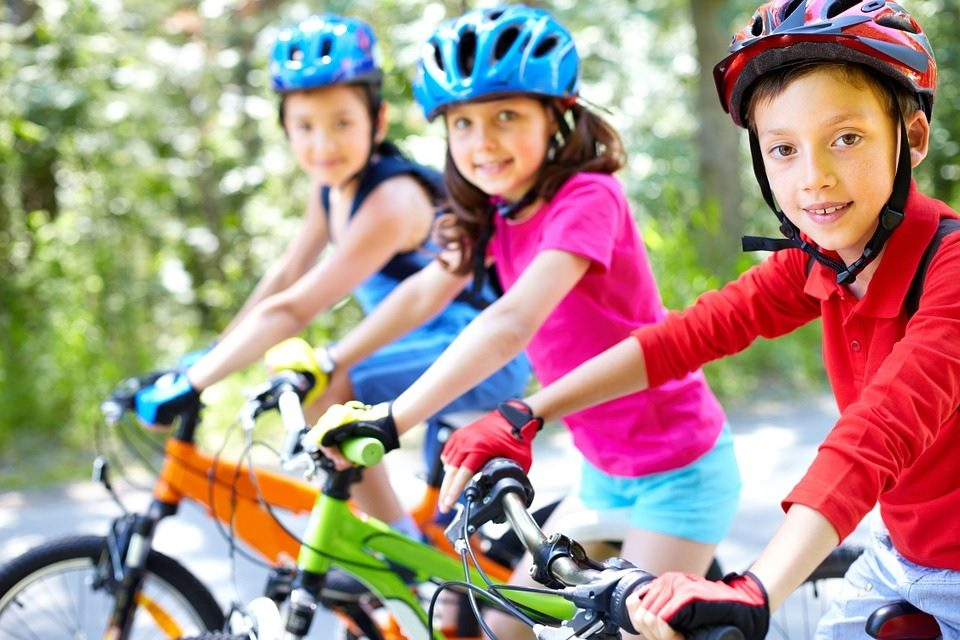 Want To Build Your Child's Brain? Get Them Moving