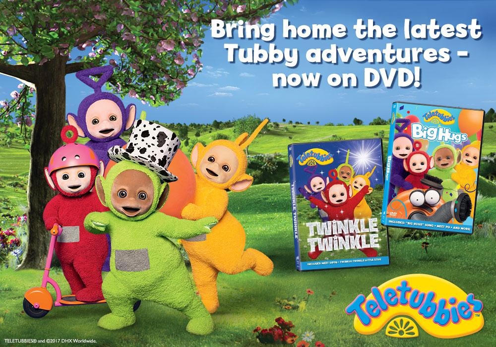 5 Reasons Why Teletubbies Are Your Favorite Children's Series